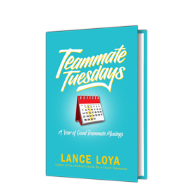 teammate tuesday book