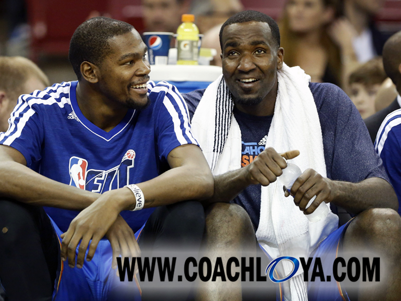 Lost and Found: Insight from Kendrick Perkins