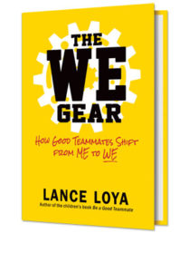 The WE Gear book